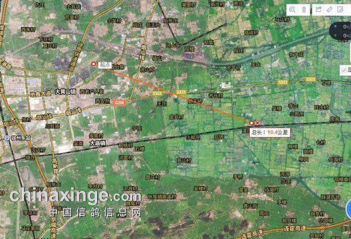 卫星定位地图